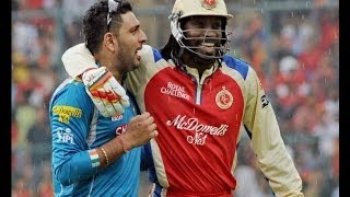 Yuvi Gayle to do Gangnam style together IANS India Videos