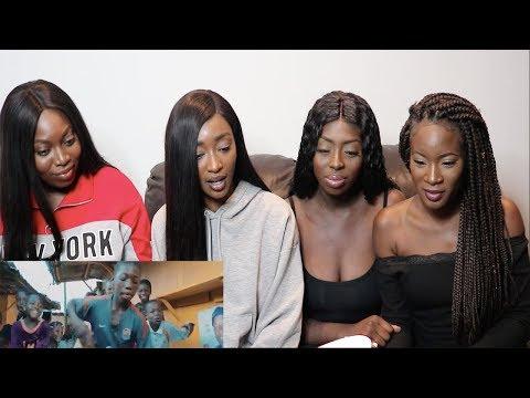 R2BEES – BOYS KASA ft King Promise, Kwesi Arthur, Darkovibes, Rjz, Spacely et al.. (REACTION VIDEO)