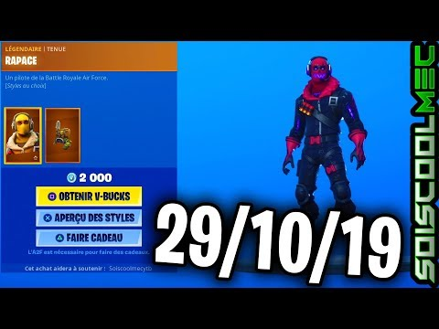 boutique-fortnite-29-octobre-2019,-nouveau-skins,-item-shop-october-29,-2019
