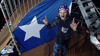 World First Scooter Triple Backflip - R Willy - Nitro Circus