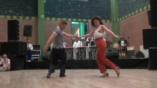 ESL 2017 - Show David et Cátia