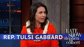 Rep. Tulsi Gabbard On America\'s Role In The World