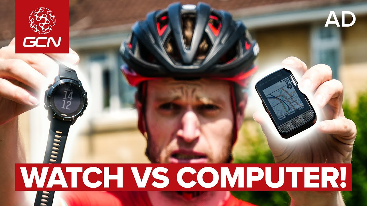 Smart Watch Vs. Bike Computer | Which Is Right For You?