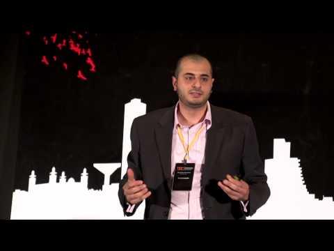 Connecting the dots: Khaled Kalaldeh at TEDxAmman