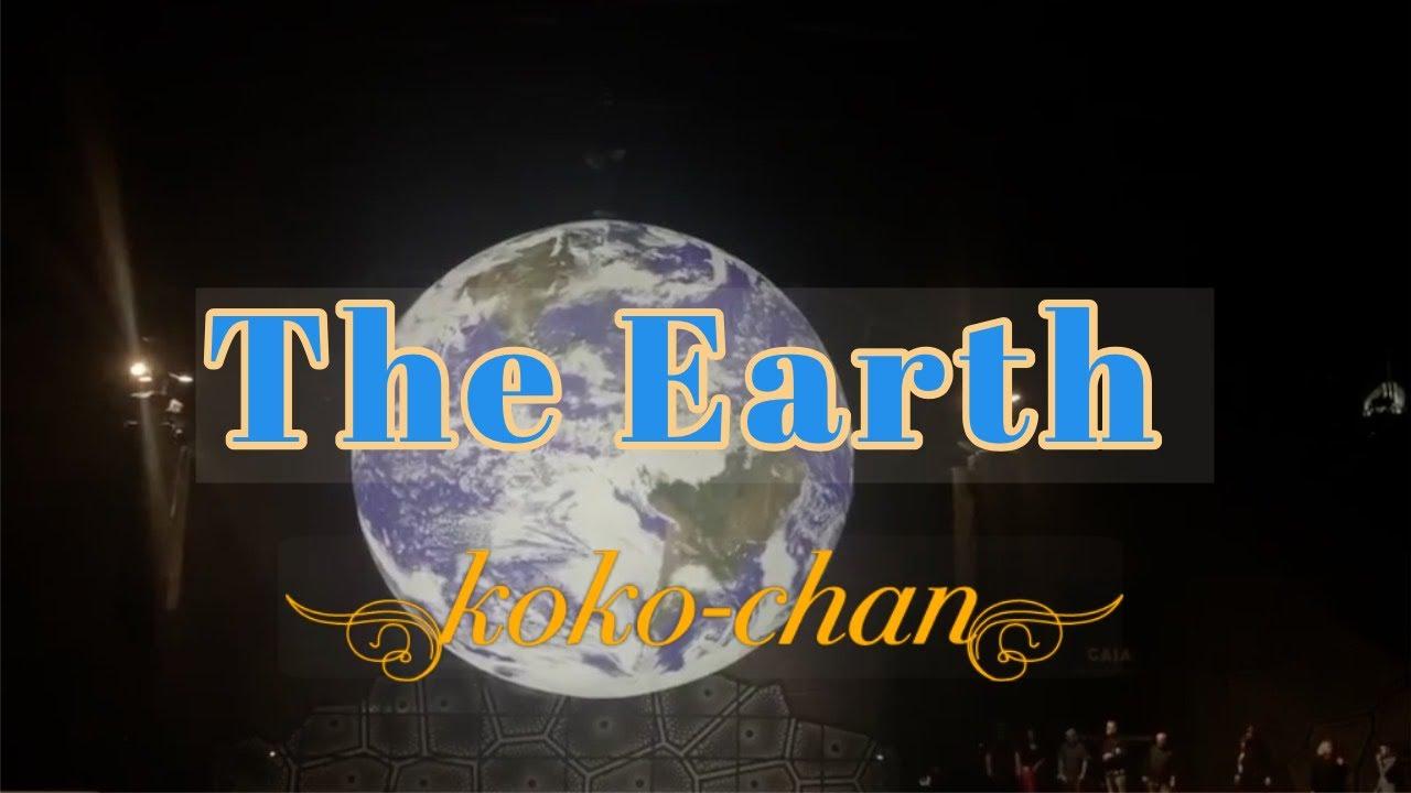 The Earth : 心が落ちついてゆったりとした空間音楽💜 - YouTube