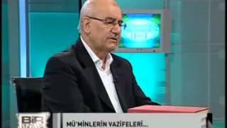 Mehmet Ali Şengül -Mü'min nasıl olmalıdır