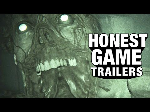 OUTLAST 2 (Honest Game Trailers)