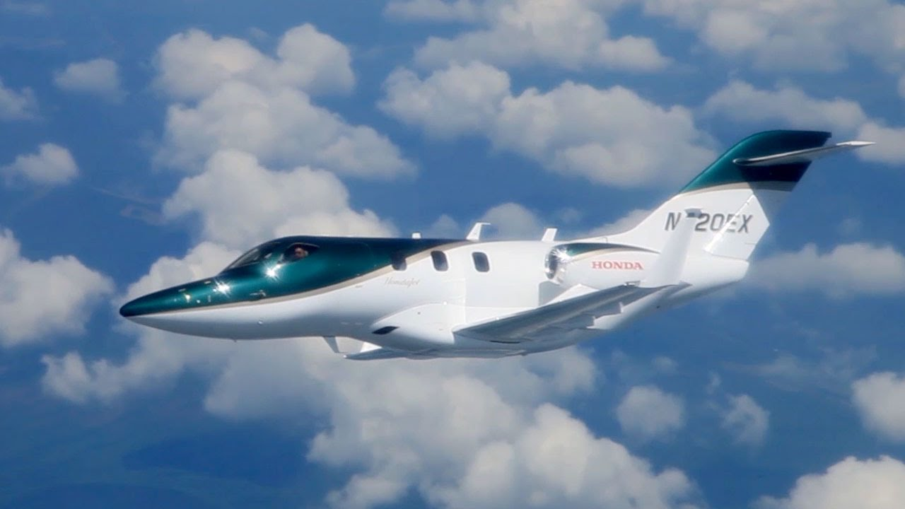 Hondajet ha 420 receives faa type certification aintv for How much is a honda jet