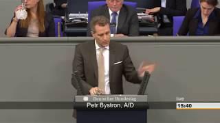 Petr Bystron (AfD) bringt die Linken zum toben thumbnail