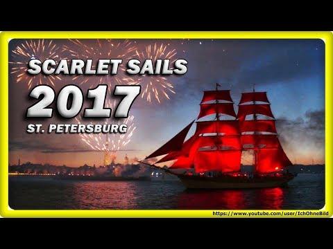 🔴 Scarlet Sails 2017 \ Алые паруса • ST. PETERSBURG | RUSSIA • TRAVEL • White Night, Part2