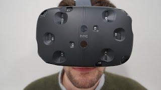 2500 TL Fiyatıyla HTC'nin Sanal Gerçeklik Gözlüğünü Denedik: HTC Vive