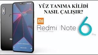 Xiaomi Redmi Note 6 Pro EFSANE YÜZ TANIMA ÖZELLİĞİ
