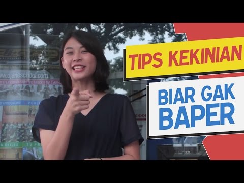 Tips Biar Gak Baper With Ulfa Zahara (How To Avoid Exploiting Your Feelings)