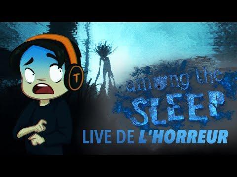 VOUS N'ALLEZ PLUS TRÈS BIEN DORMIR...   Among The Sleep