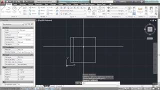 Beginners Autodesk Autocad 2014 Tutorial | Creating Blocks