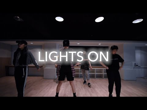Lights On - H.E.R. | Bada Lee Choreography