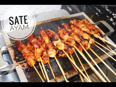 resep-membuat-sate-ayam-empuk-dan-enak