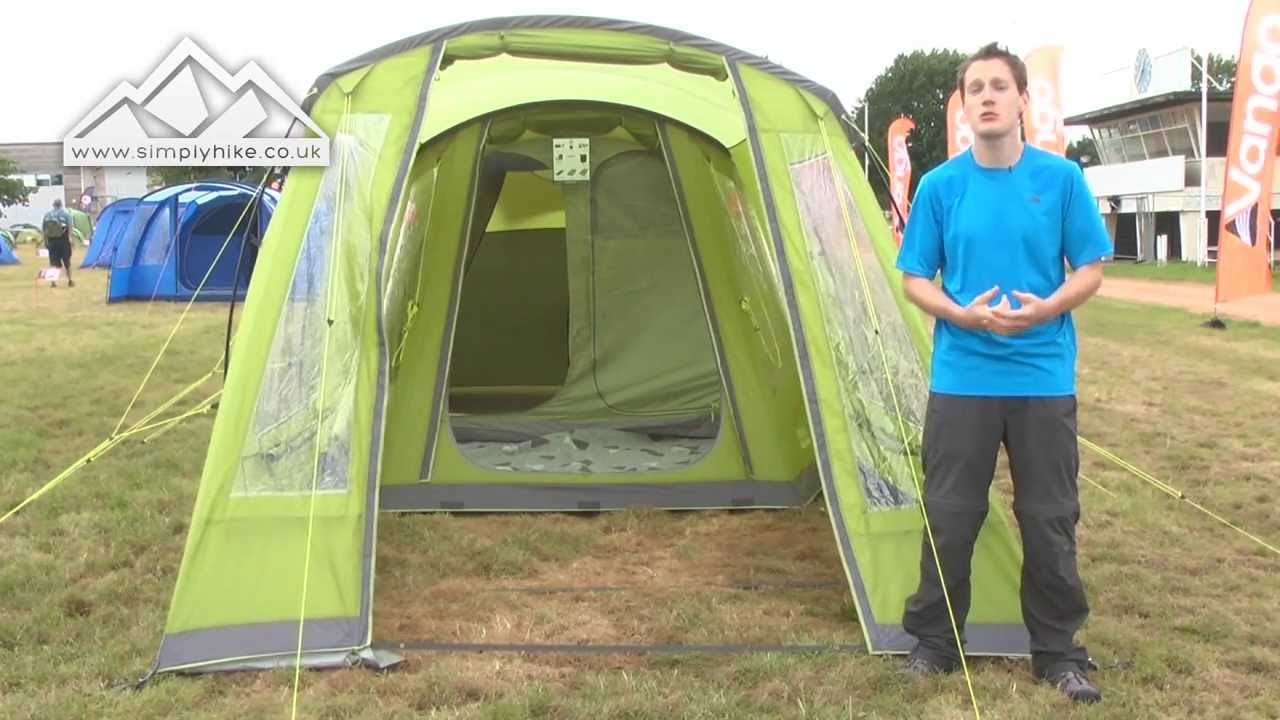 The Vango Kalu V 400 Tent Www Simplyhike Co Uk Youtube