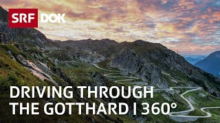 Gotthard Base Tunnel | 360° | Documentation | SRF DOK