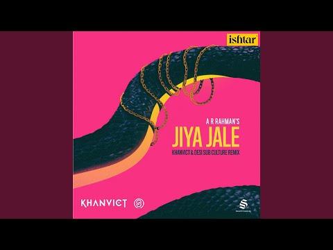 Jiya Jale (feat. Khanvict, Desi Sub Culture) (Remix) Mp3