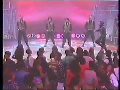 Soul Train 1990' Performance - Troop - Spread My Wings!