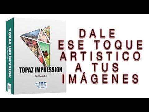 Topaz Impression -