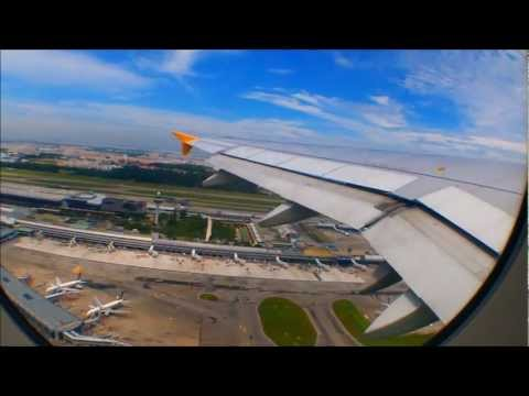 Tiger Airways Flight from Singapore to Phuket (A320-200) over Koh Phi Phi