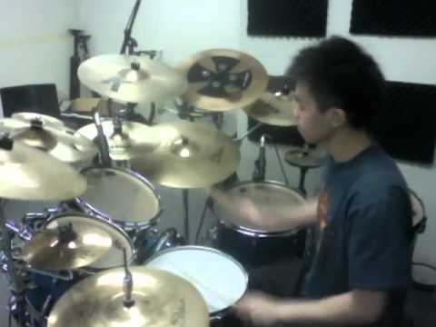 Wilfred Ho - Born Of Osiris - Rosecrance Drum Cover + Notation!