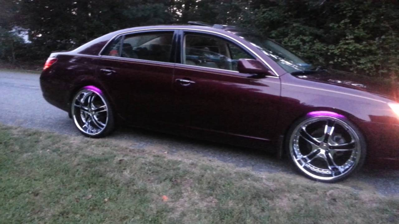 Custom Toyota Avalon On 22s Youtube