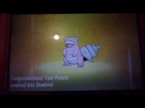 how to get slowbro pokemon sun and moon