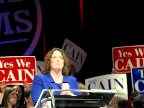 Emily Cain for Congress Addresses Convention