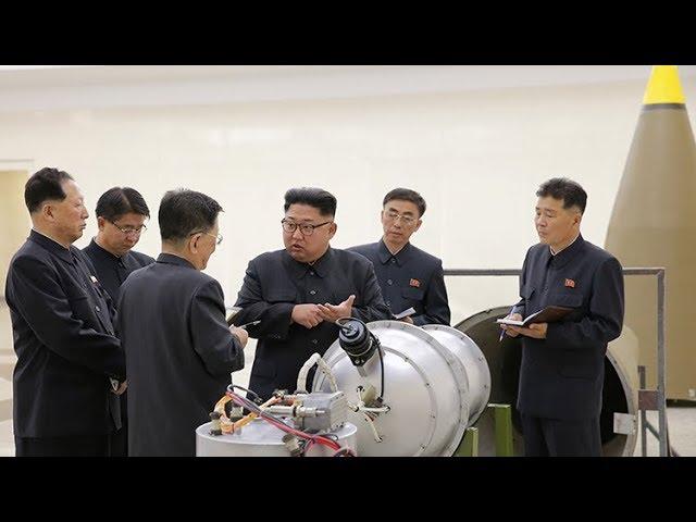 Corea del Norte anuncia el desarrollo de una 'avanzada' bomba de hidrógeno