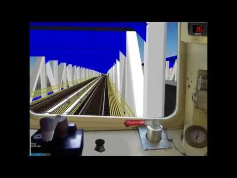 B train to Brighton Beach