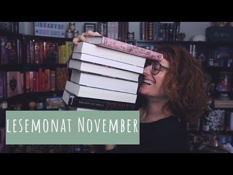 Lesemonat [November 2018]