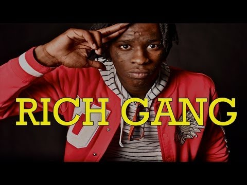 Young Thug Type Beat- RICH GANG