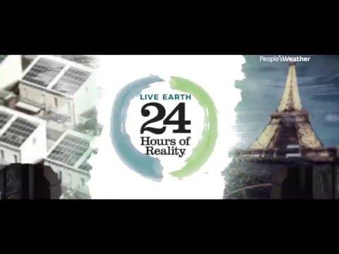 24 Hour Climate Reality Promo