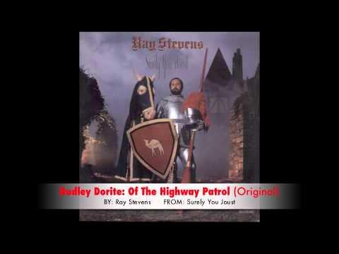 Ray Stevens - Dudley Dorite: Of The Highway Patrol (Original)