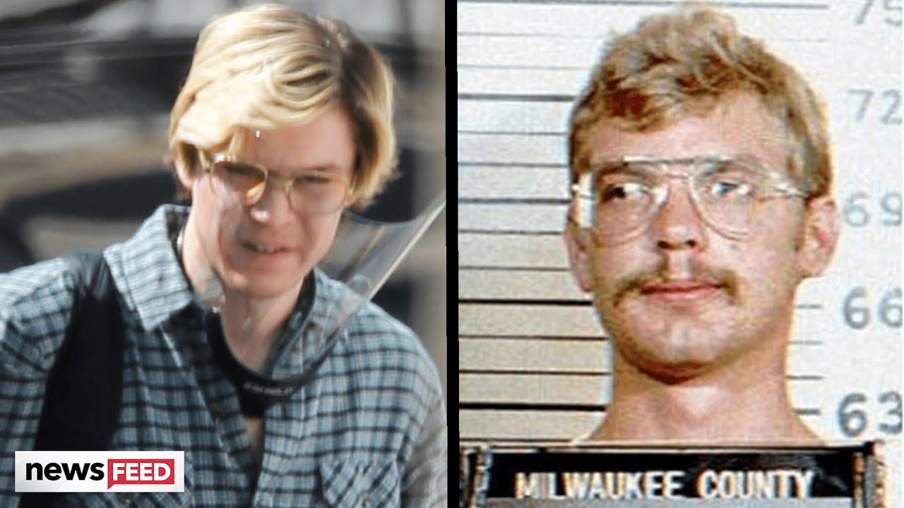 Evan Peters Becomes 'MONSTER' Jeffrey Dahmer In Chilling 1st Look!