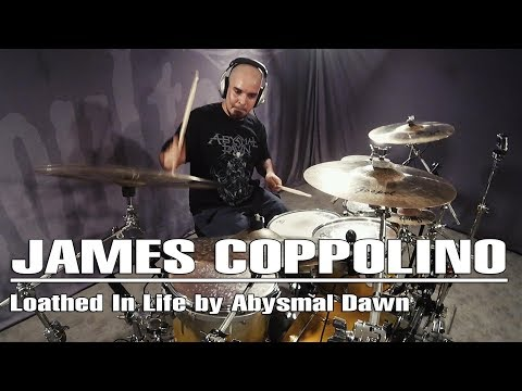 James Coppolino  - Loathed In Life (by Abysmal Dawn)