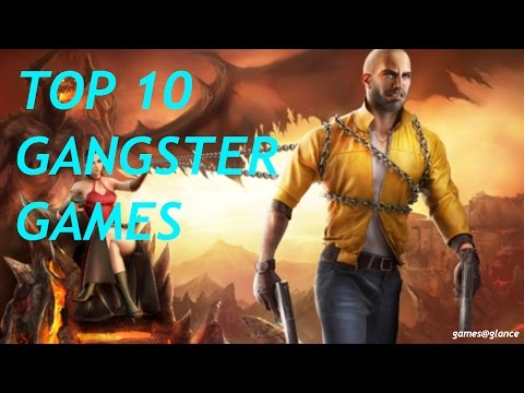 TOP 10 Best Gangster Games For Android/iOS 2016