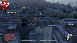 Grand Theft Auto 5    GUIDE 100% Fun #9    01h de Live [HD-FR]