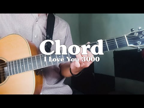 Chord Lagu I Love You 3000 Original