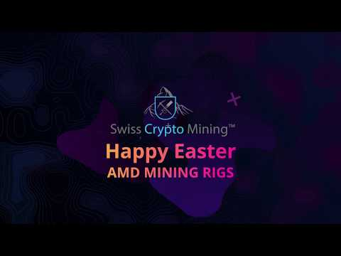 Happy Easter | Mining-Rigs for many Blockchains