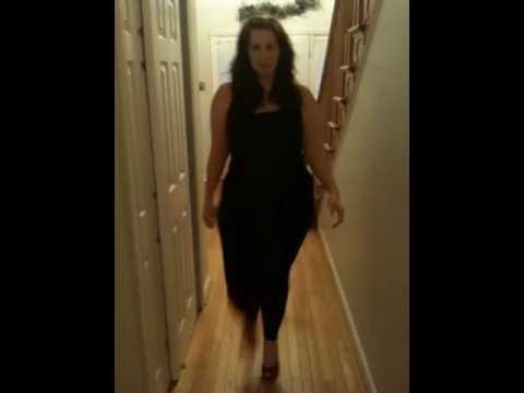 Shannon Hiett Runway Walk