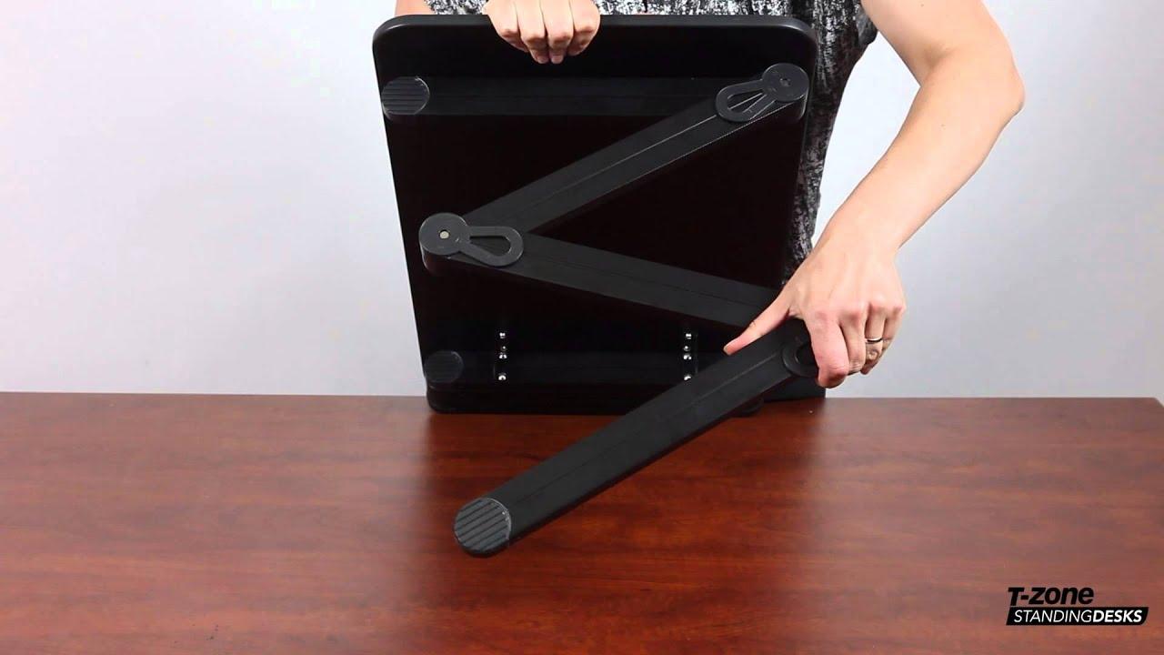 4 Leg Desk Extender How To Use