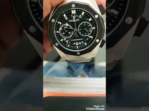 Chronograph Watch Setting Tamil Tutorial