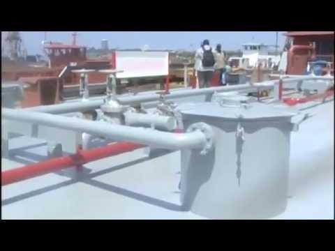 SEP Congo inaugure la nouvelle barge Nsiè