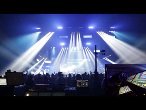 Lighting Programming at Bumbershoot 2016