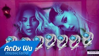 "ARIANA GRANDE - 7 Rings (BEYONCE Remix) ""Crazy In Love (2014)"""