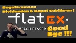 Flatex neue Depot Gebühren ab 01.03.2020 und was ich davon halte 😡😡😡